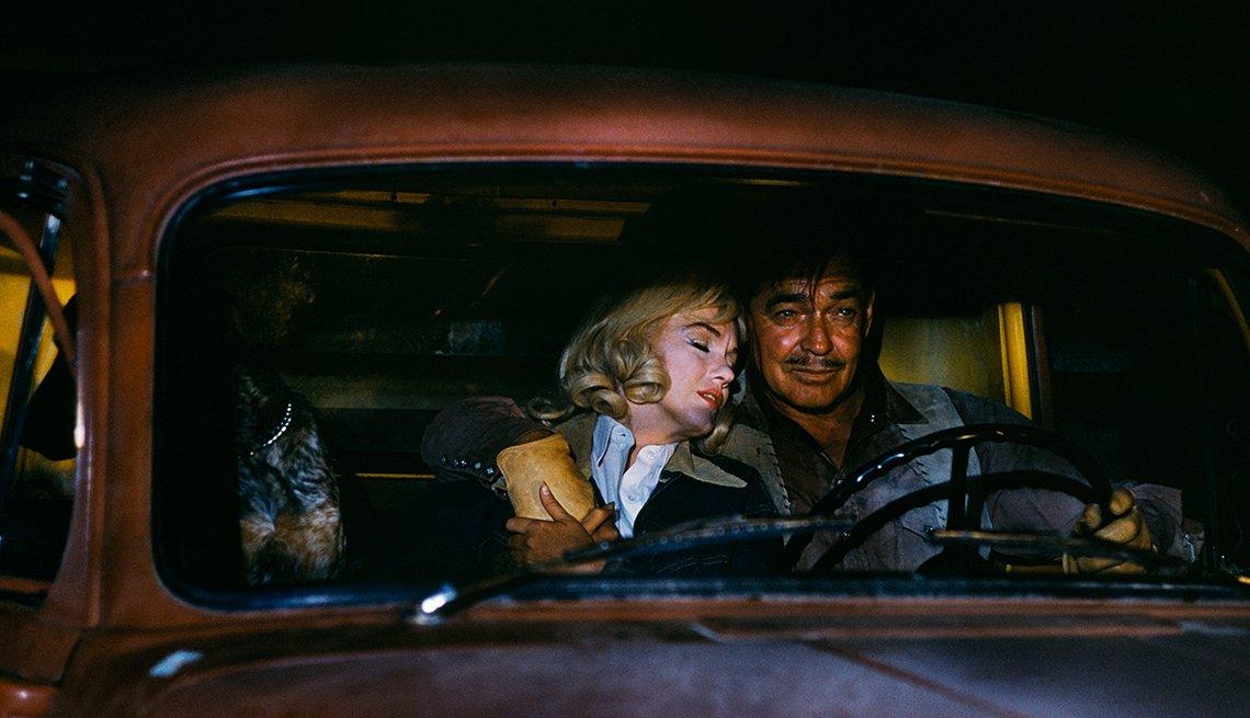 Marilyn Monroe 50 años tras su muerte - 'The Misfits (Vidas rebeldes)' (1961)