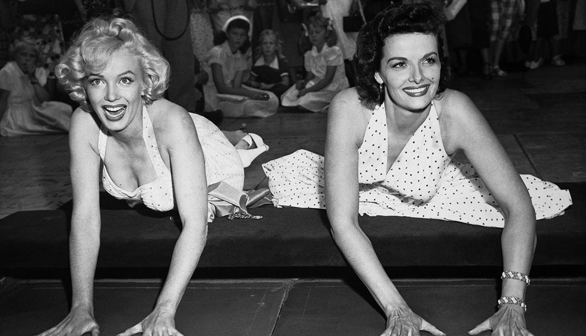 item 5 of Gallery image - Marilyn Monroe 50 años tras su muerte - 'Gentlemen Prefer Blondes' (1953)