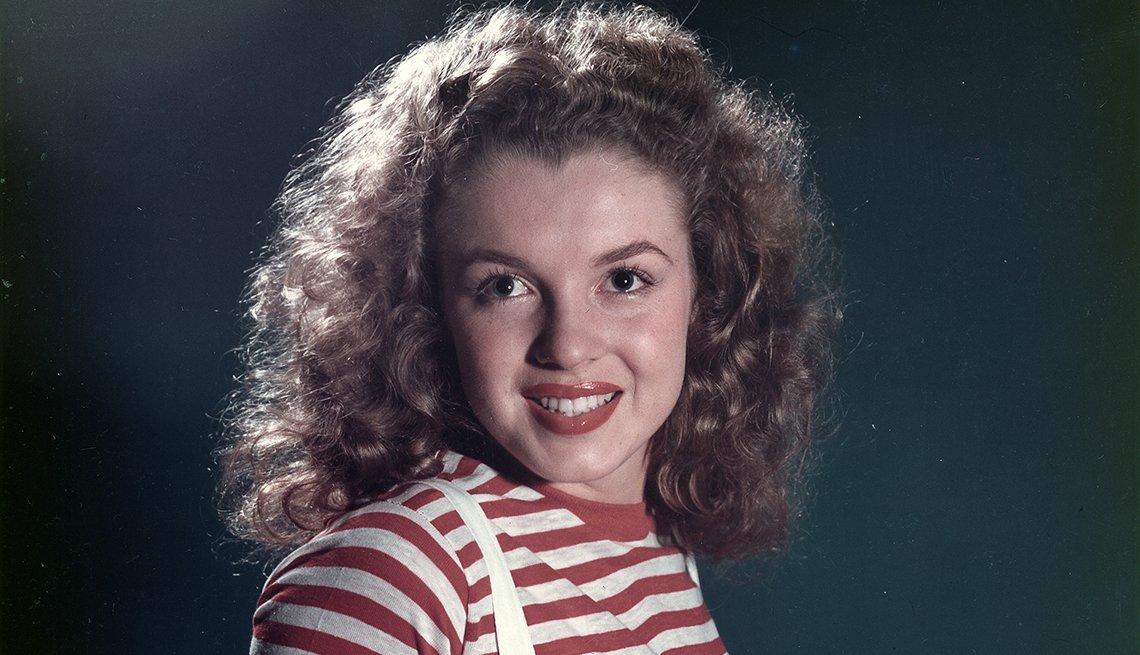Marilyn Monroe 50 años tras su muerte  - Descubrimiento (1945)