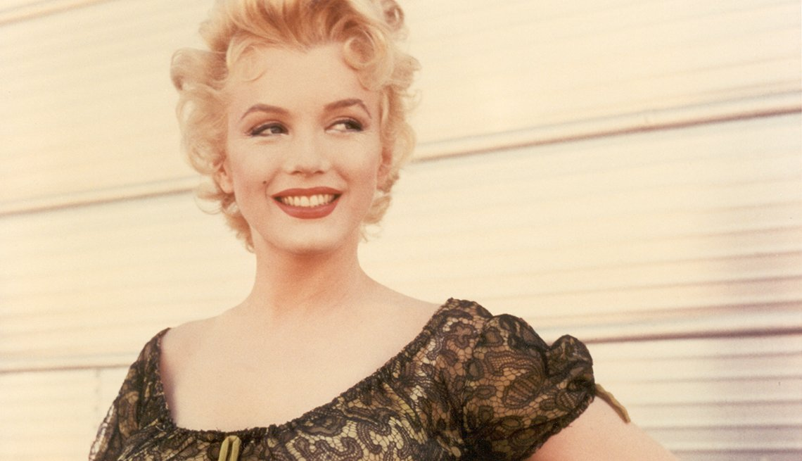 Marilyn Monroe, 50 years past