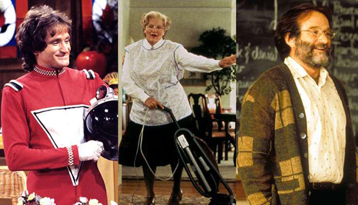 10 personajes inolvidables de Robin Williams