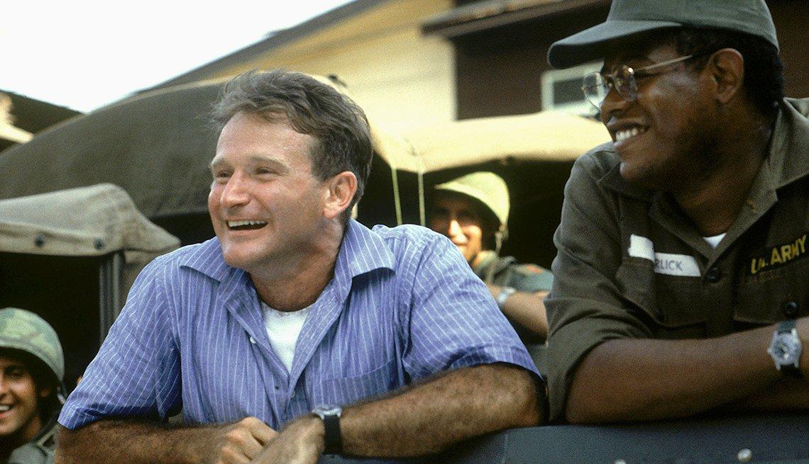 10 personajes inolvidables de Robin Williams - 'Good Morning, Vietnam' (Buenos días, Vietnam), 1987