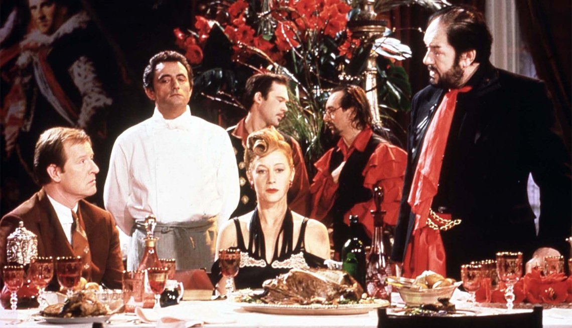 Alan Howard, The Cook, The Thief, His Wife & Her Lover (1989)
