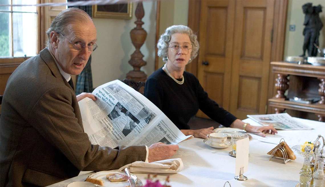 James Cromwell, The Queen (2006)