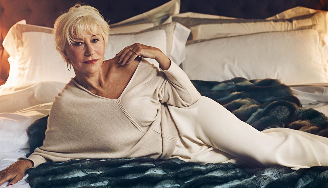 Helen Mirren cover story