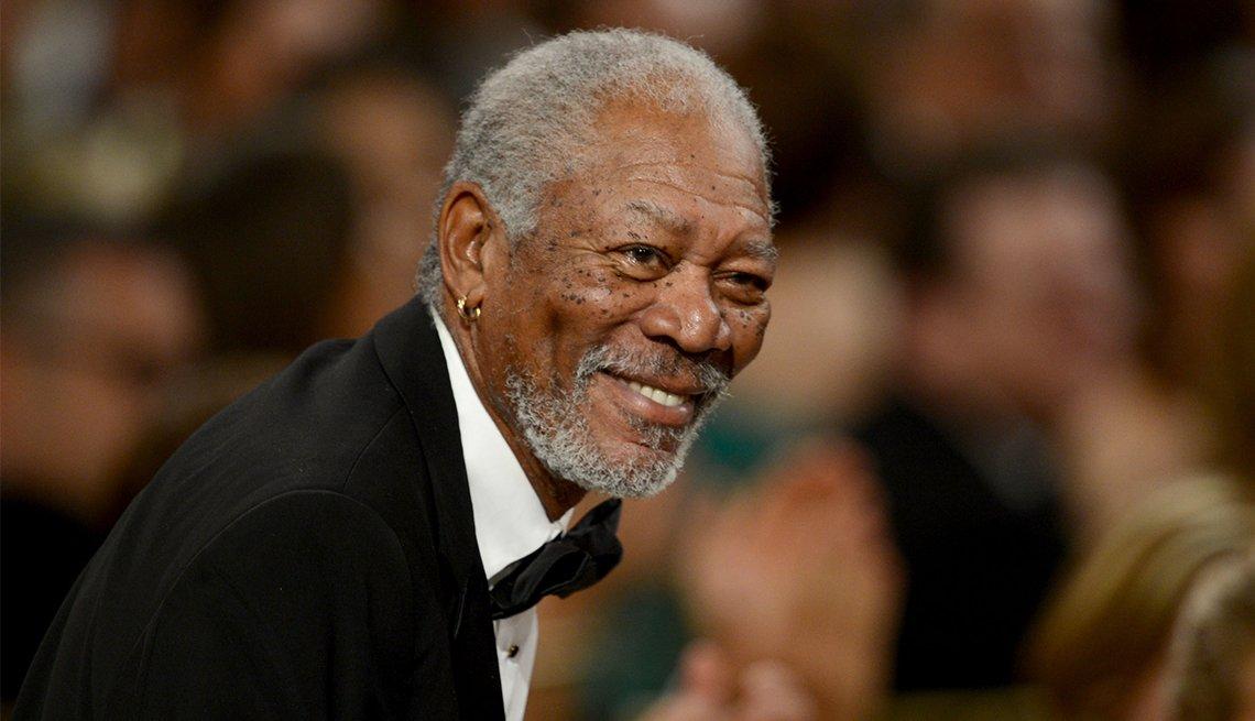 Morgan Freeman, Movies for Grownups Lifetime Achievement Award