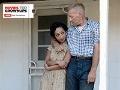 Ruth Negga y Joel Edgerton en una escena de la película 'Loving'