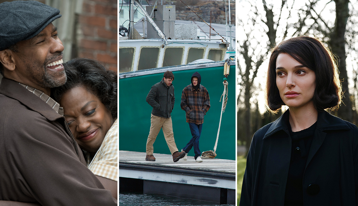 Fences, Manchester by the Sea and Jackie made the 2016 MFG Reader's Poll