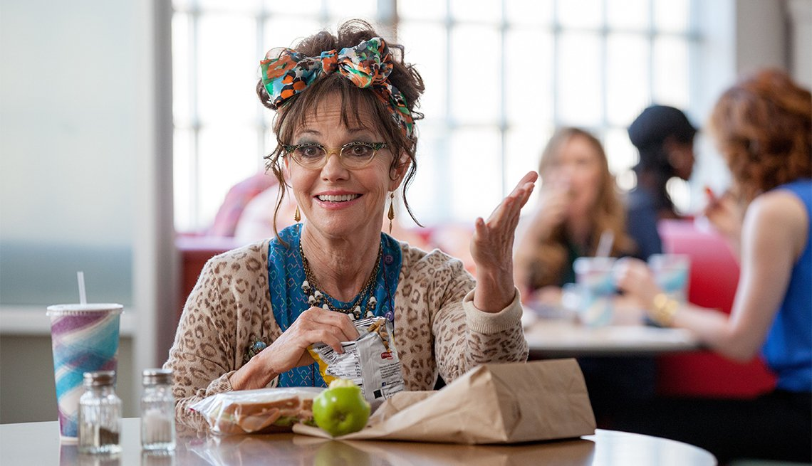 Sally Field in 'Hello, My Name is Doris'