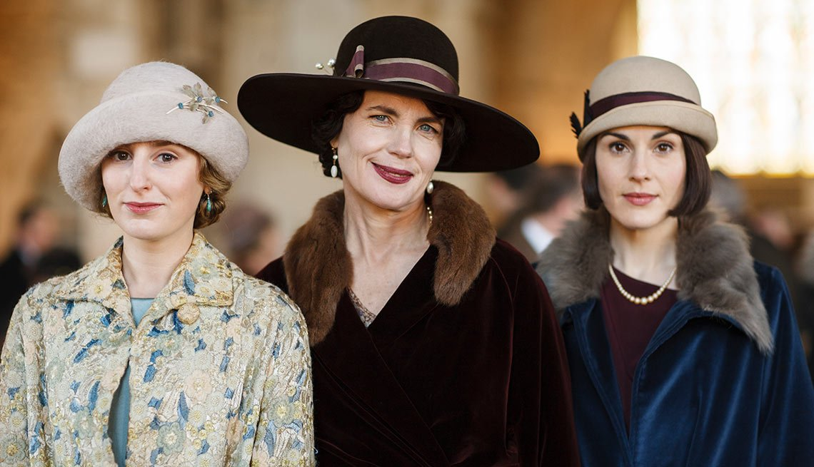 'Downton Abbey' Goes Out in Style