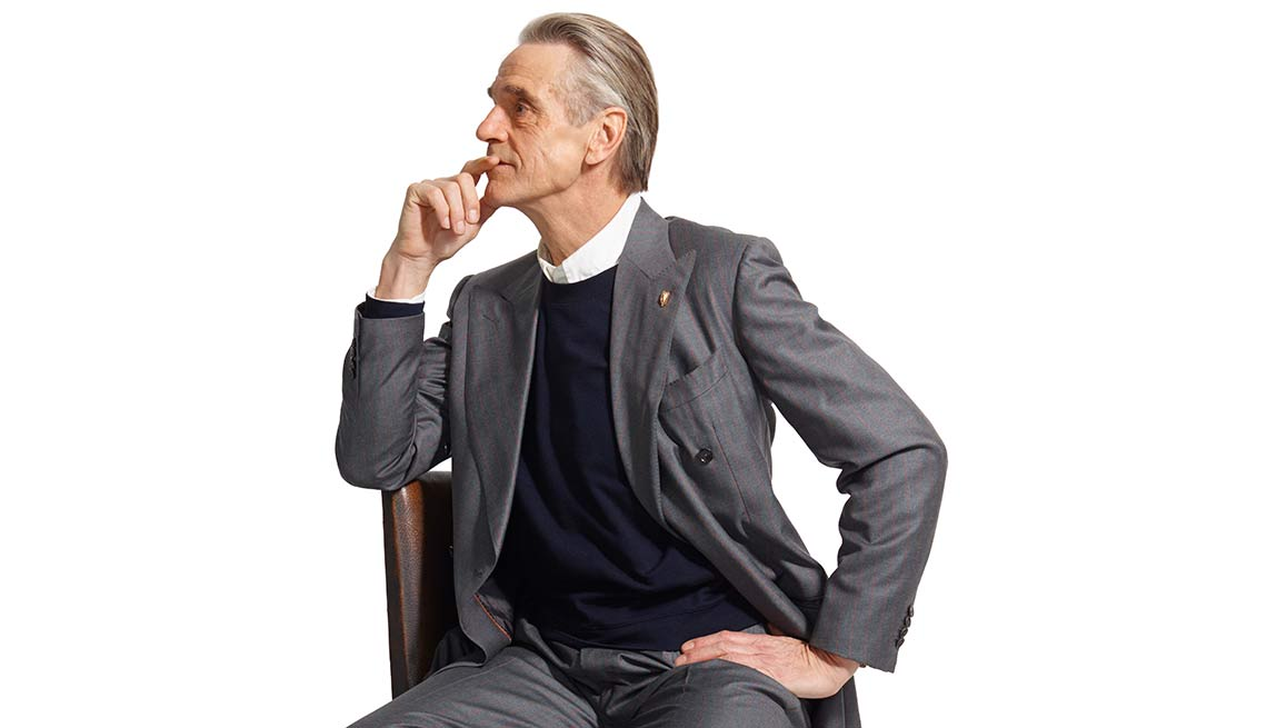 Jeremy Irons -- What I Know Now