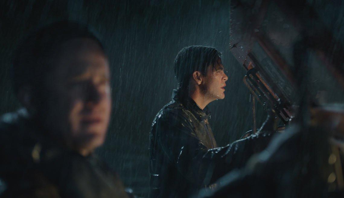 Escena de la película The Finest Hours