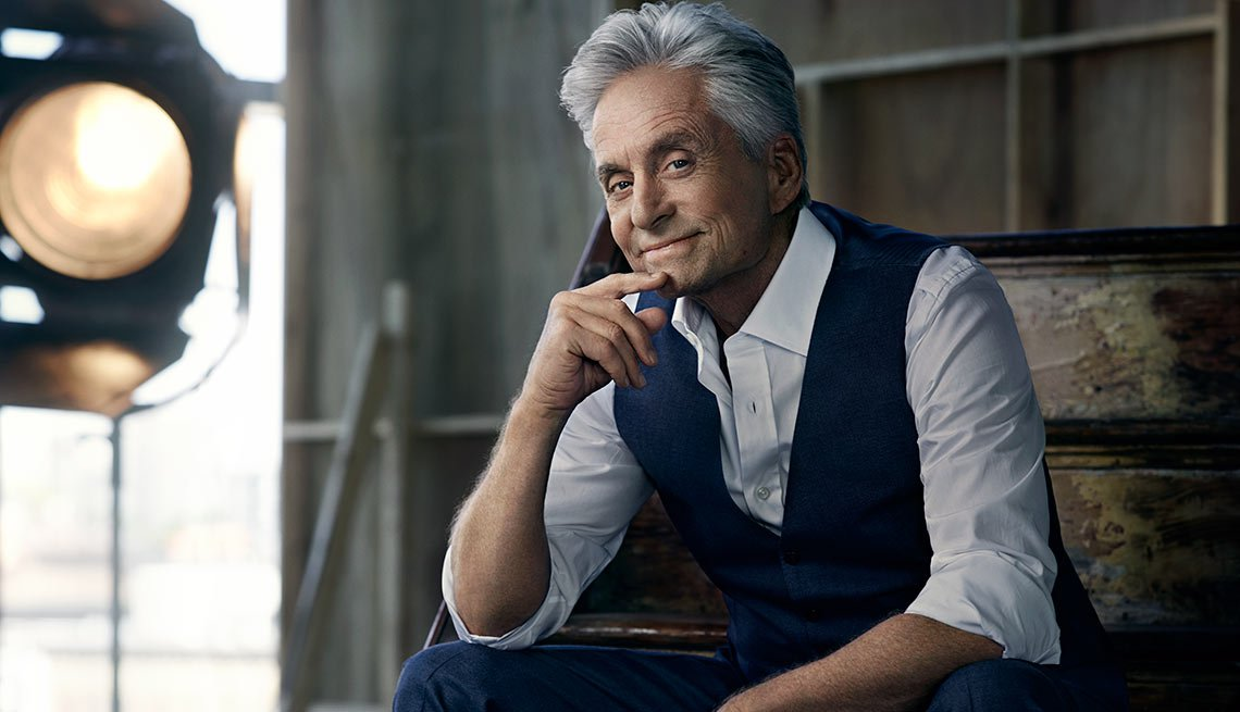 New York Life Aarp >> Michael Douglas Movies Photos, Career Retrospective - AARP