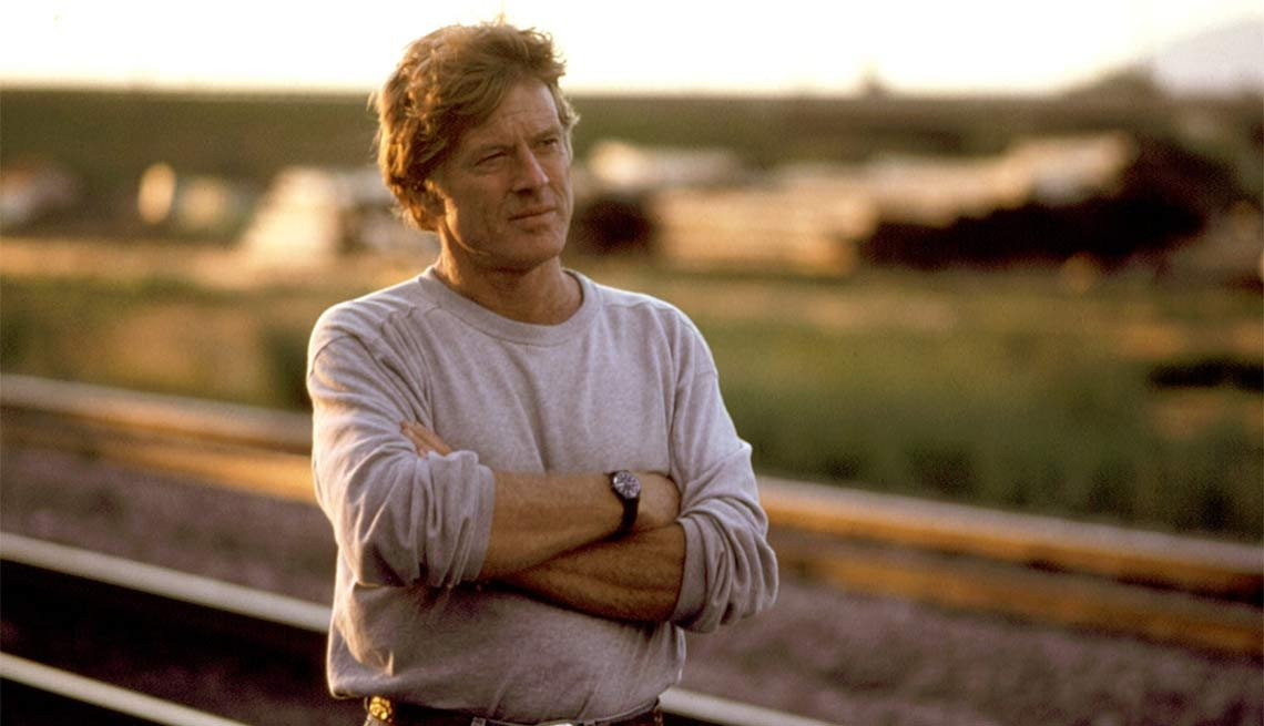 a review on the film a river runs through it directed by robert redford Robert redford founded the sundance institute aiming to support aspiring film  with a river runs through  robert redford in sneakers directed.