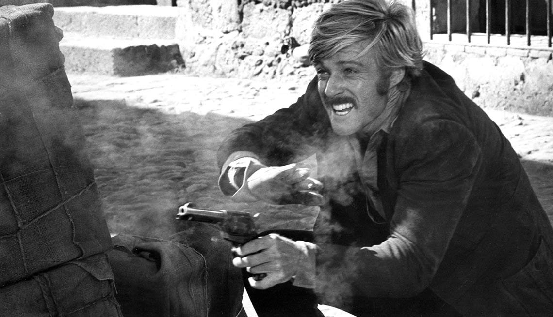 Robert Redford Films -  Butch Cassidy and the Sundance Kid