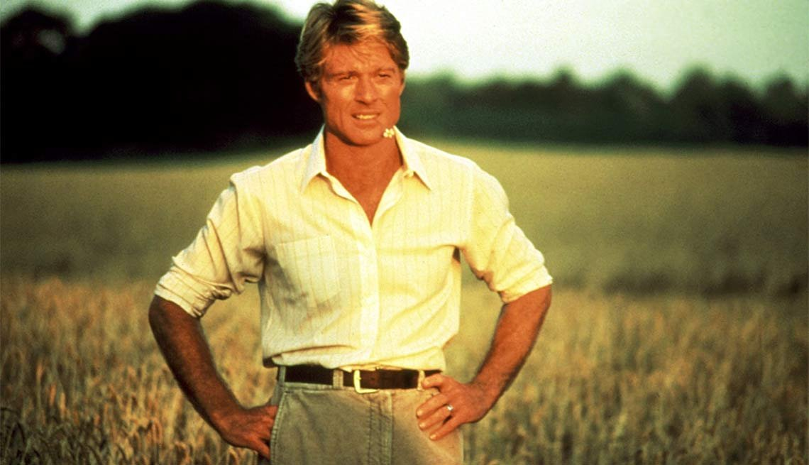 Redford Movies - The Natural