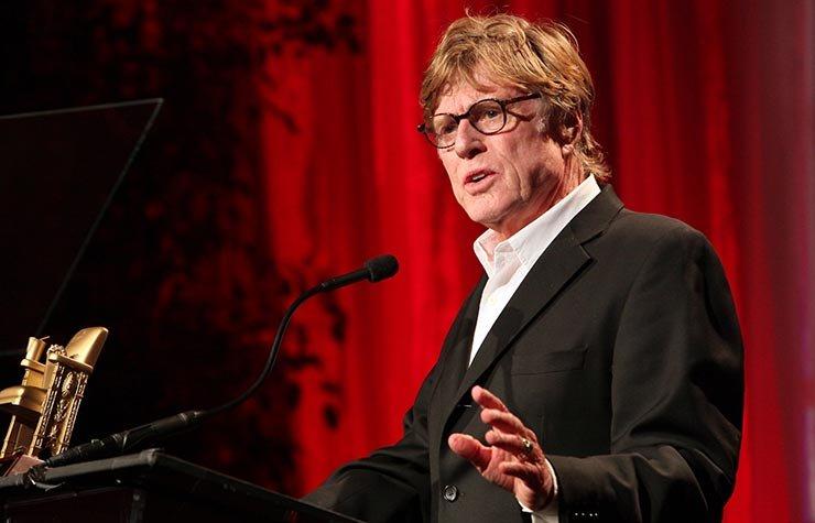 Robert Redford  Movies for Grownups Awards Gala