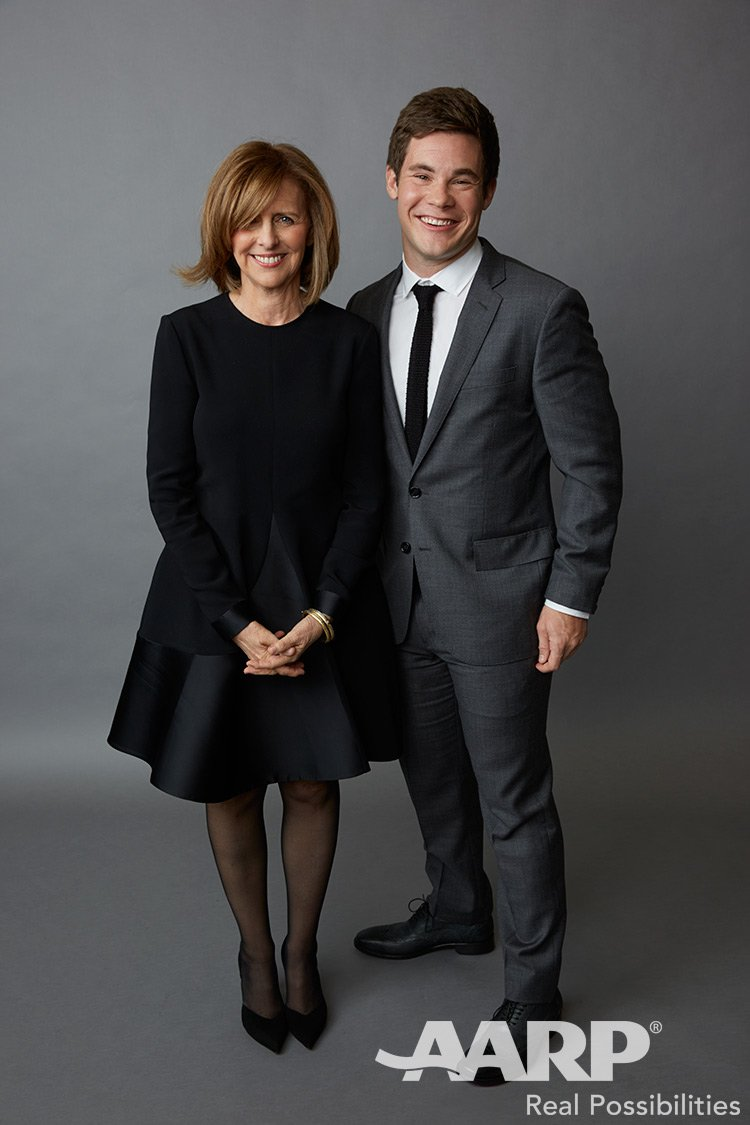 Nancy Meyers and Adam Devine, Movies for Grown Ups 2016