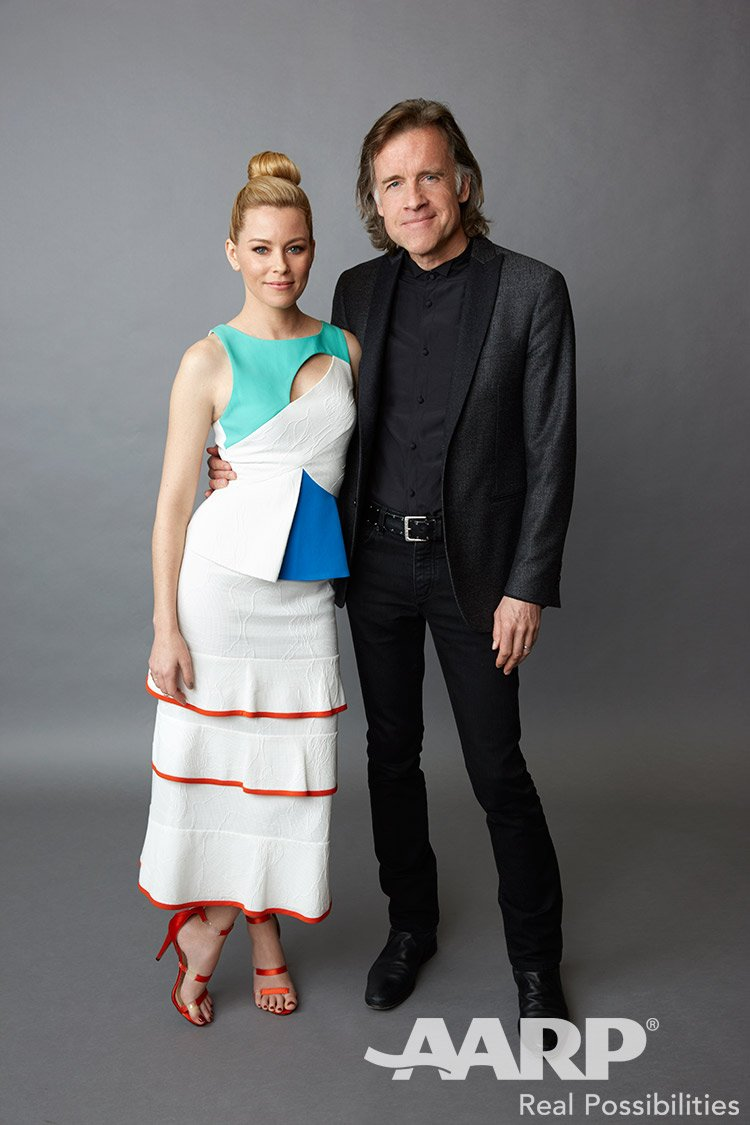 Elizabeth Banks and Bill Pohlad, Movies for Grown Ups 2016