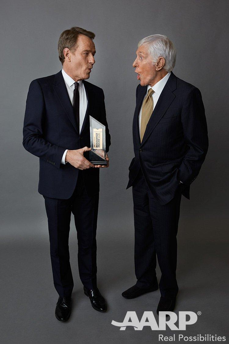 Bryan Cranston and Dick Van Dyke, Movies for Grown Ups 2016