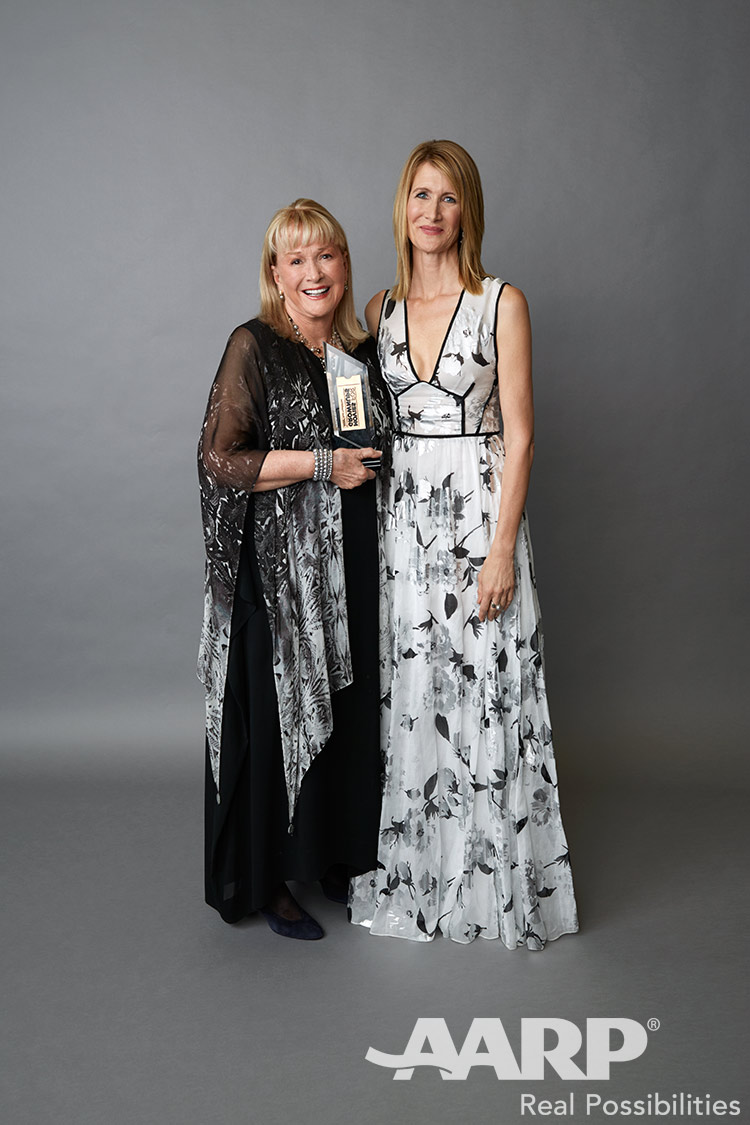 Diane Ladd and Laura Dern, Movies for Grown Ups 2016