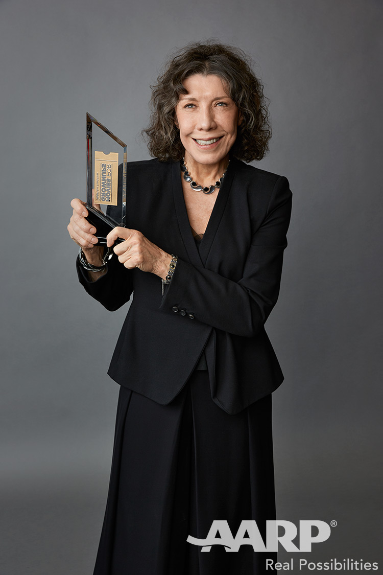 Lily Tomlin, Movies for Grown Ups 2016