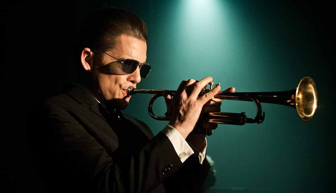 Ethan Hawke in 'Born to be Blue'