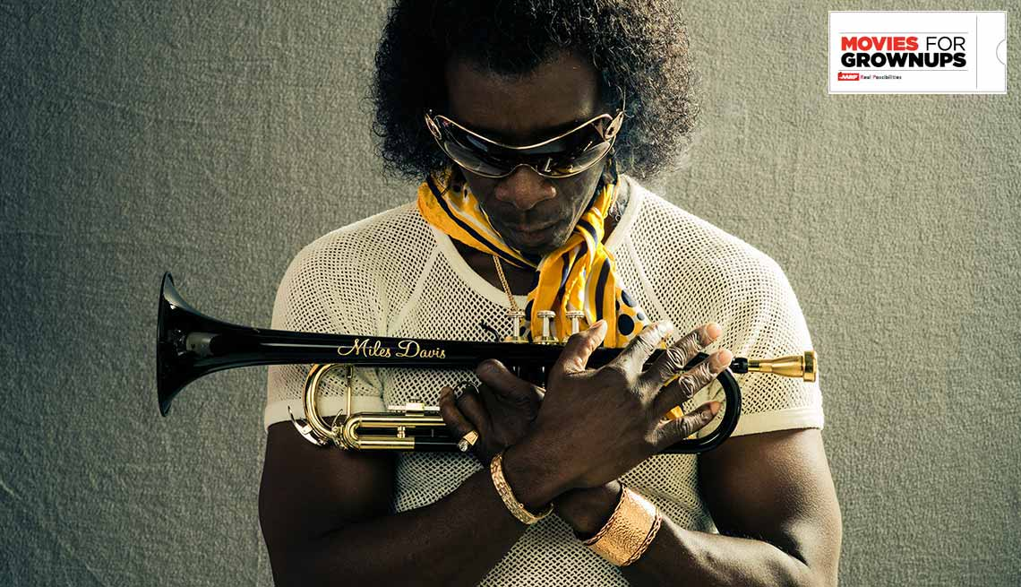 Don Cheadle in 'Miles Ahead'