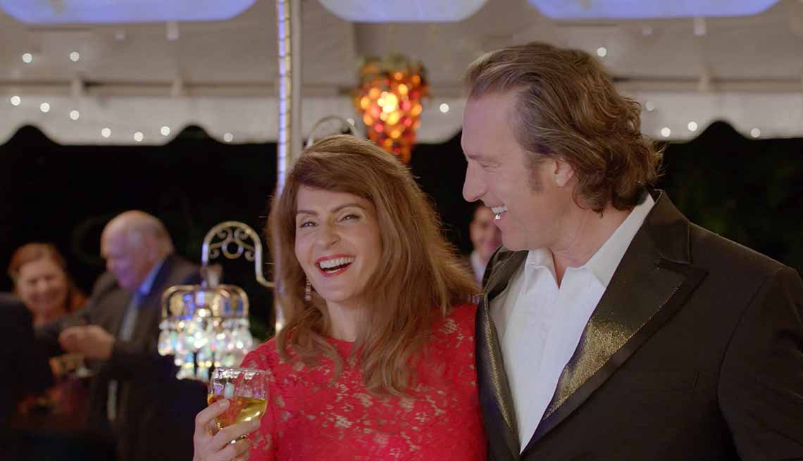 My Big Fat Greek Wedding Stars 89