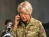 Hellen Mirren en una escena de la película 'Eye in the Sky'