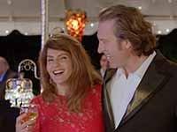 Nia Vardalos y John Corbett en una escena de My Big Fat Greek Wedding 2