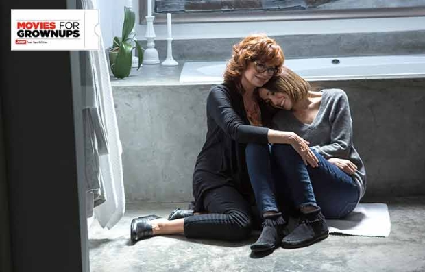 Susan Sarandon y Rose Byrne en una escena de 'The Meddler'.