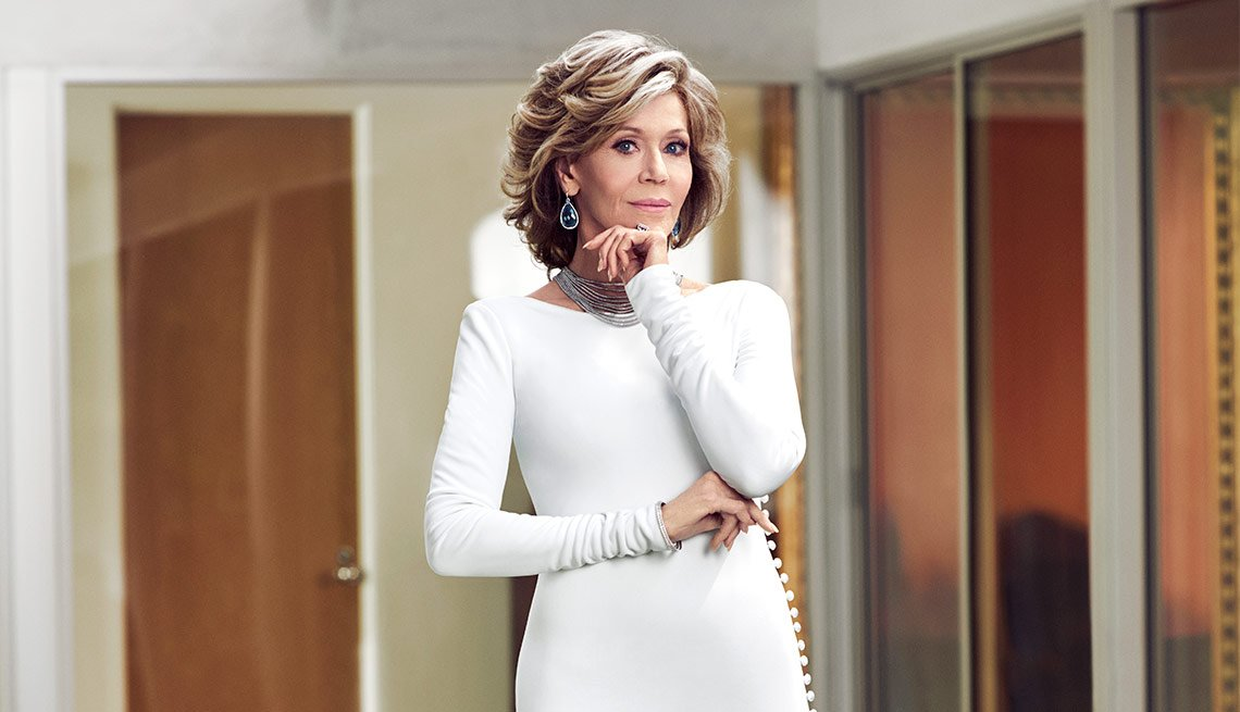 Leading Ladies, Jane Fonda
