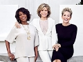Alfre Woodard, Jane Fonda y Sharon Stone superaron la discriminación por edad en Hollywood
