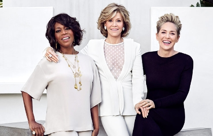 Leading Ladies, Alfre Woodard, Jane Fonda and Sharon Stone
