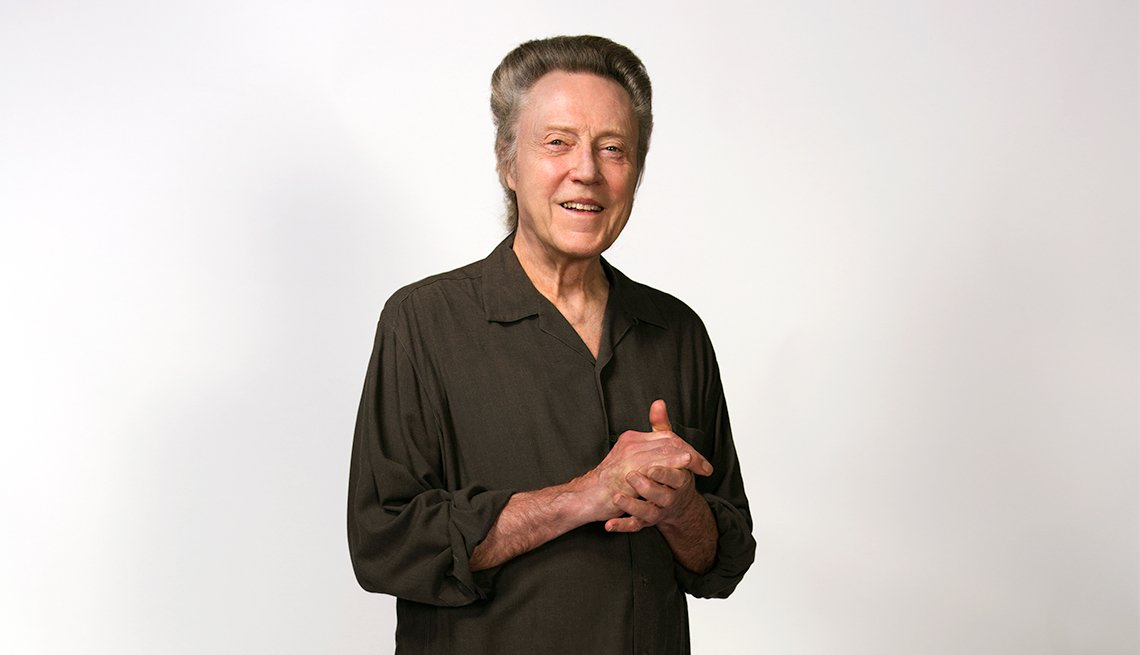 Chistopher Walken, What I Know Now