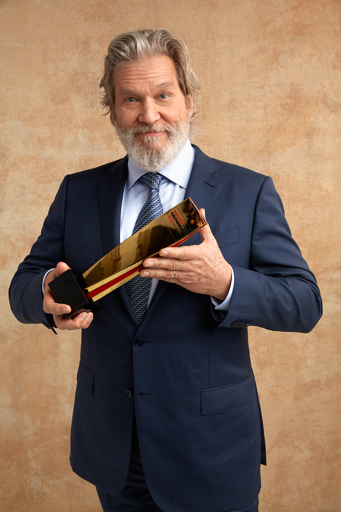 Jeff Bridges at the 16th Annual AARP The Magazine's Movies for Grownups Awards