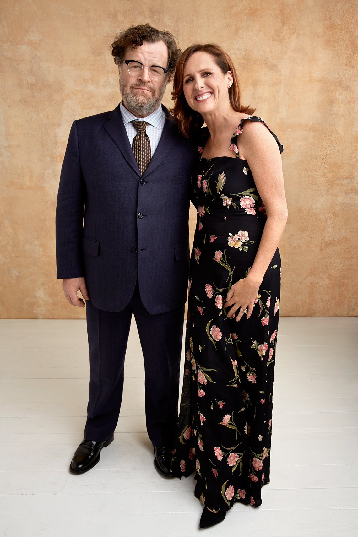 Kenneth Lonergan and Molly Shannon at the 16th Annual AARP The Magazine's Movies for Grownups Awards