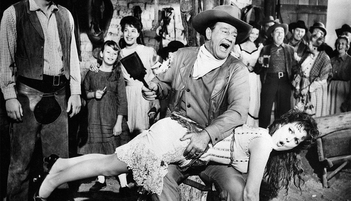 John Wayne, McClintock! (1963)
