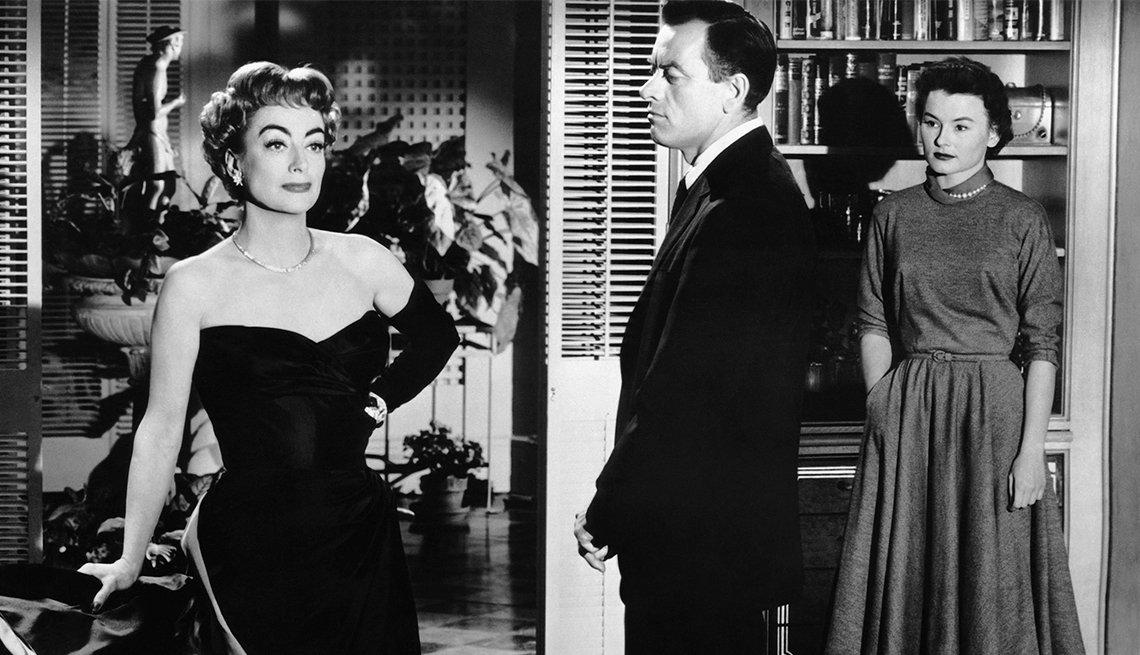 Joan Crawford in 'Queen Bee'