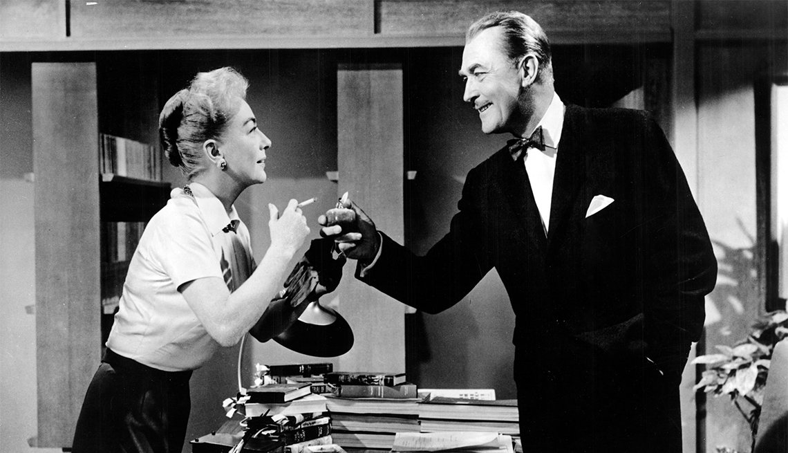Joan Crawford in 'The Best of Everything'