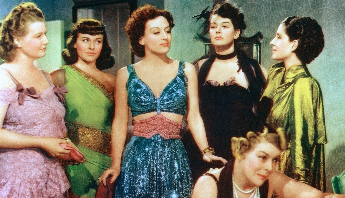 Joan Crawford in 'The Women'