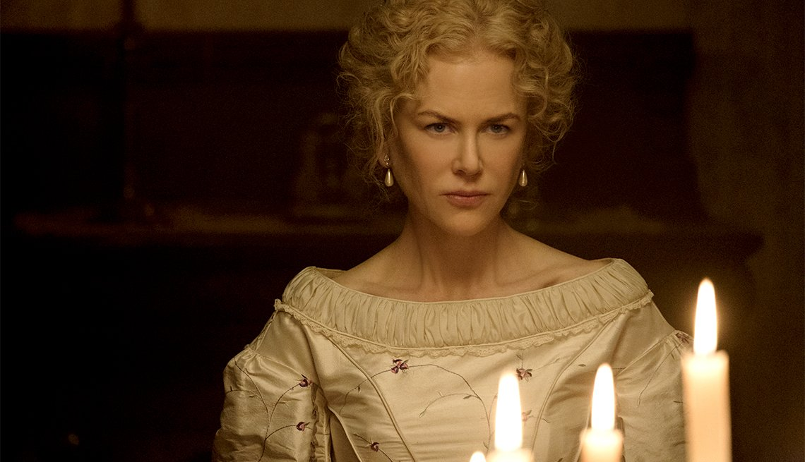 Nicole Kidman in 'The Beguiled'