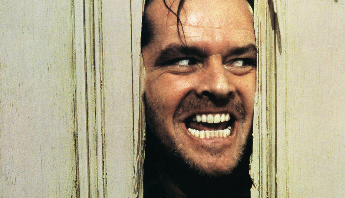 item 8 of Gallery image - Jack Nicholson in 'The Shining'