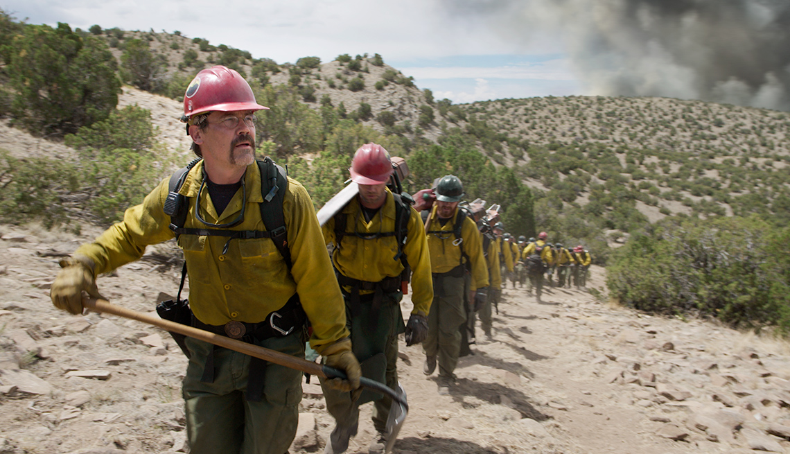 Only the Brave' Is About Real-Life Superheroes - Movies For