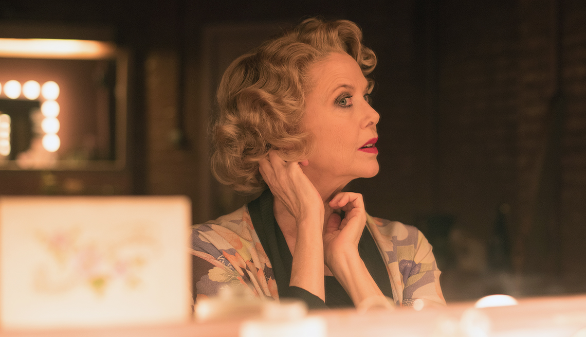 item 2 of Gallery image - Annette Bening in a scene from Film Stars Don't Die in Liverpool