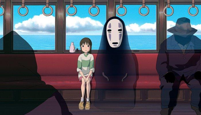 مقطع الفيلم من فيلم الرسوم المتحركة مفعم بالحيوية.