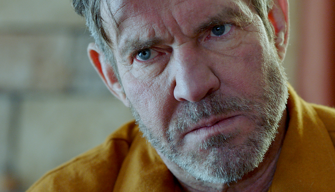 Dennis Quaid in the movie 'I Can Only Imagine'
