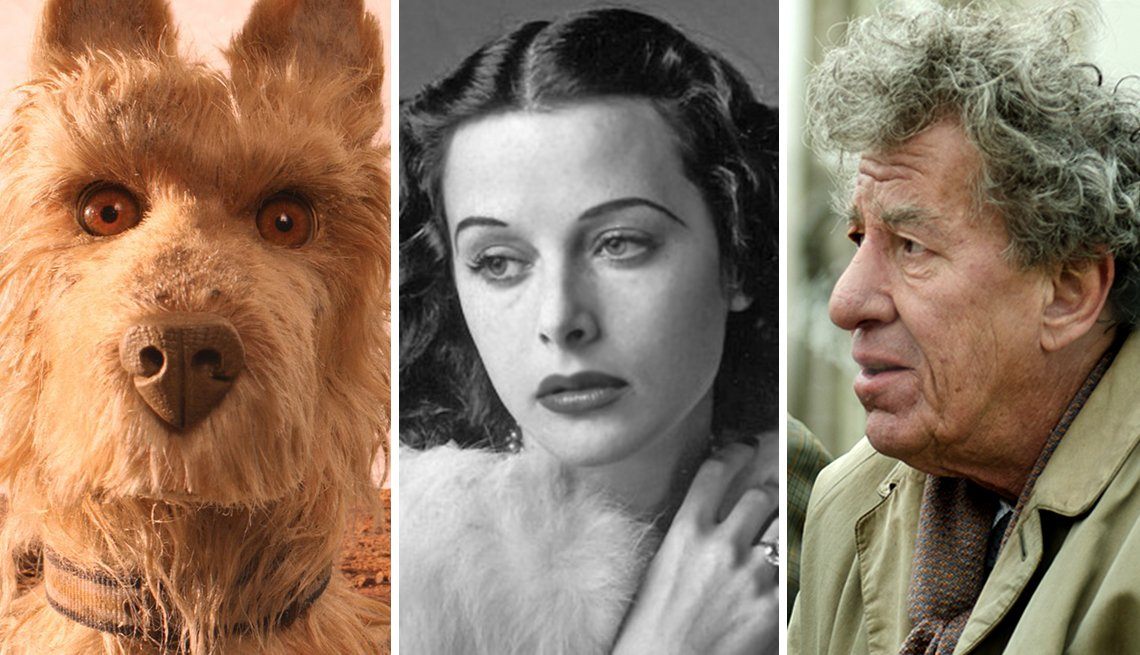 movies Isle of Dogs, Bombshell, Final Portrait