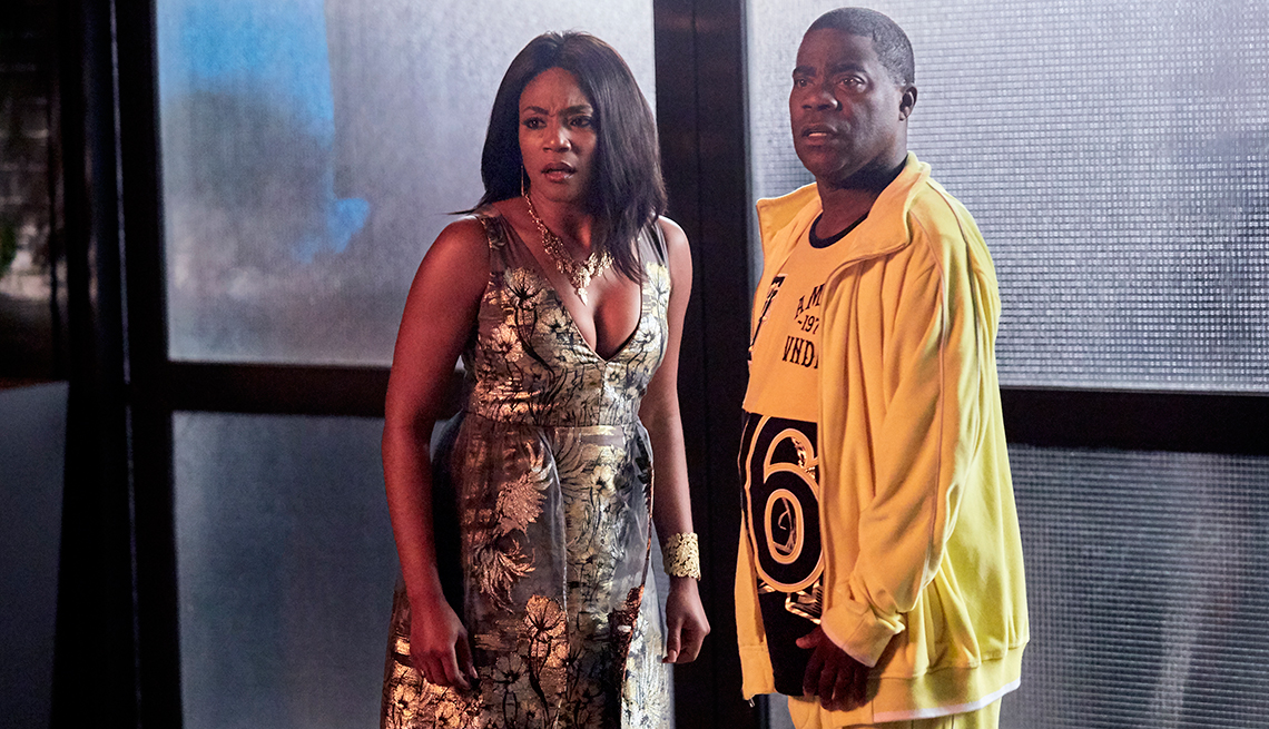 Tracy Morgan Is Better Than Ever in 'The Last O.G.'